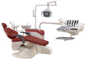 FDA Good Quality Dental Unit with with Imported Denmark Chair pictures & photos