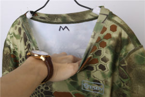 Esdy Summer Shirt Camouflage Quick-Drying T-Shirt Man pictures & photos