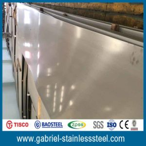 310S Grade Mat Finish 10 Ga Stainless Steel Sheet pictures & photos