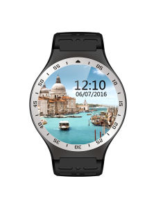 New 3G Android Smart Watch Phone with WiFi Heart Rate Monitor pictures & photos