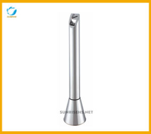 Hotel Standing Stainless Steel Smoker Pole pictures & photos