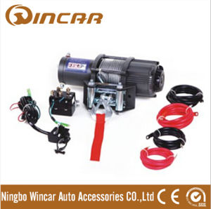 12V Electric Winch DC 12V Heavy Duty Electric Winch 3000lbs