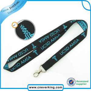 Factory Price Woven Lanyard for Promotion pictures & photos