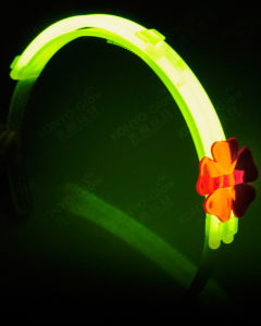 Flower Hairband Glow Hairband Child Hairband (FJD5200/H) pictures & photos