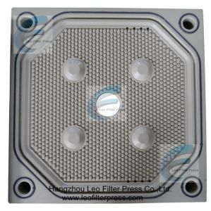 Leo Polypropylene Gasket Filter Press Plate pictures & photos