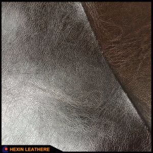 Flame Retardant Synthetic PU Leather for Indoor Furniture Hx-F1726 pictures & photos