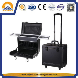 Aluminum Hairdressing Case with Holder (HB-3166) pictures & photos