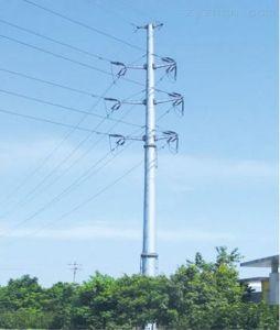 110kV 132kV Steel Tube Poles pictures & photos