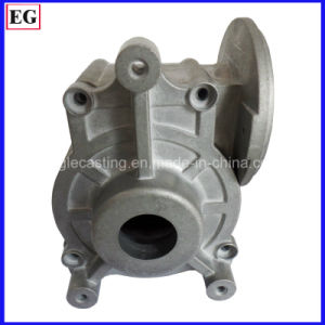Precision Die Casting Aluminum Parts with Spray Paint Surface pictures & photos