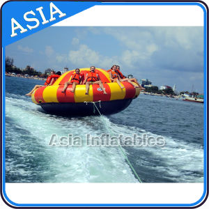 Super Popular Sea Inflatable Semi Boat Inflatable Disco Boat pictures & photos