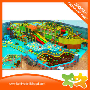 Ocean Theme Customized Multifunctional Children Indoor Playground Equipment Price for Sale pictures & photos