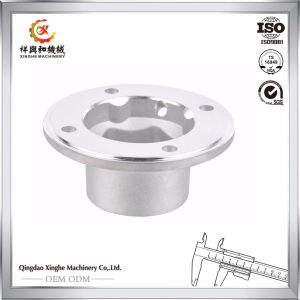 Die Casted Pump Cover Aluminum Alloy Enginer Casting Cover Die Casting pictures & photos