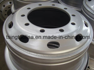 Obt Universal Truck Semi Trailer Steel Rim Wheels pictures & photos