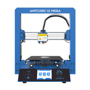 3D Desktop Printer Prusa I3 DIY High Accuracy CNC Self Assembly pictures & photos