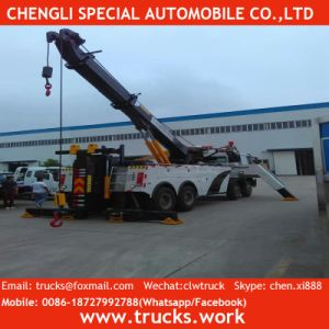 New Style Professional Heavy Duty Truck Lifting Crane pictures & photos