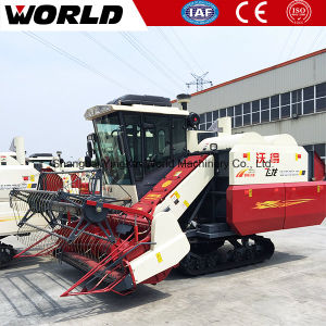 Rice Wheat Combine Harvest Machinery with Ce Certification pictures & photos