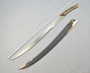 Movie Sword/Arwen Undomiel Sword/The Lord of The Rings pictures & photos