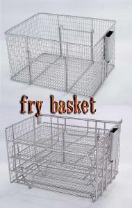 Pfe-600 Deep Fryer Automatic Basket Lift, Fryer Potato Price, Batch Fryer pictures & photos