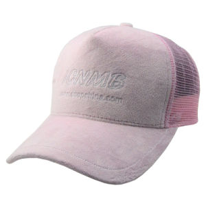 Custom Pink Party Hat Embroidery Baseball Hats Snapback Trucker Hat pictures & photos