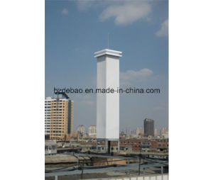 Beautification Telecom Antenna Microwave Communication Tower