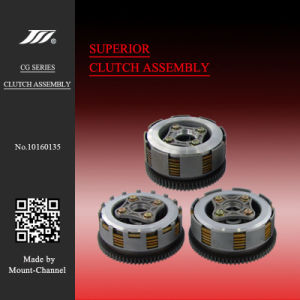 Whole Motorcycle Clutch for Honda Cg Series