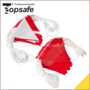Road Safety Warning Triangle Flag/Warning Flag (S-1625) pictures & photos