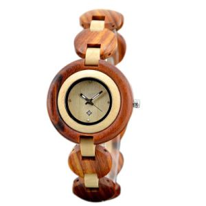 New Fashion Wooden Ladies Watch pictures & photos
