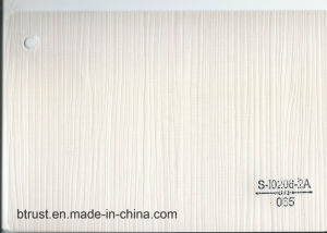 Wood Grain PVC Decorative Film/Foil for Cabinet/Door Vacuum Membrane Press Bgl061-066 pictures & photos