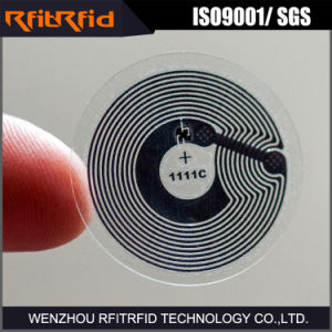 13.56MHz Rewritable NFC Tag pictures & photos