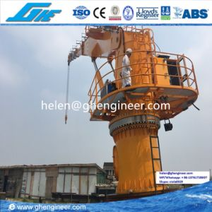 Fixed Boom Marine Crane pictures & photos