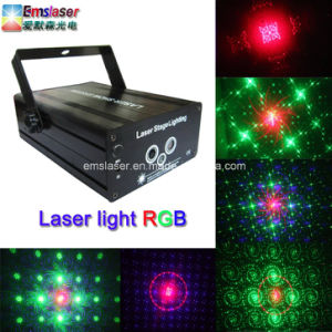 RGB Laser Light Full Color Laser Stage Lighting Disco Light 48 Patterns Wide Range pictures & photos