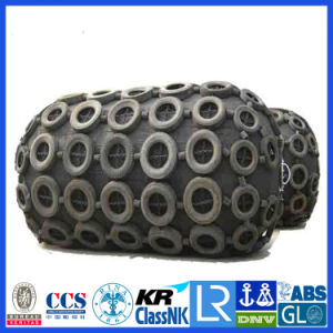 Floating Rubber Fender, Pneumatic Marine Rubber Fender pictures & photos