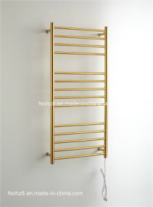 Stainless Steel Heated Towel Rail for Bathroom pictures & photos
