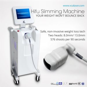 Ce Approval Vertical 2016 Liposonix Lipohifu Slimming Machine pictures & photos