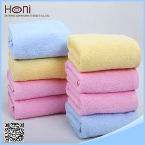 Factory Direct Made Cheap Price Bulk Face Towel pictures & photos