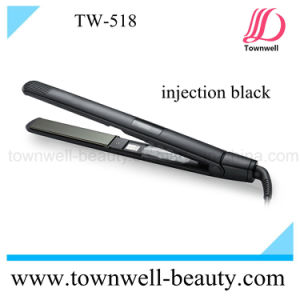 Professional Hot Selling Mch Hair Flat Iron with LCD Indicator pictures & photos