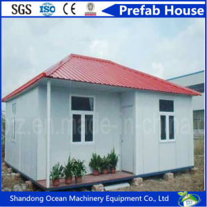 Easy Installation Steel Structure Prefabricated House with Safe and Stable Construction for Multipurpose pictures & photos