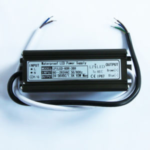 Constant LED Driver 1500mA 24-36VDC 60W pictures & photos