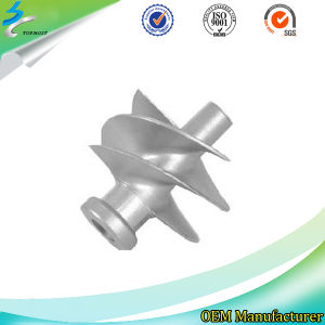 Precision Casting Stainless Steel Parts in Food Machine pictures & photos
