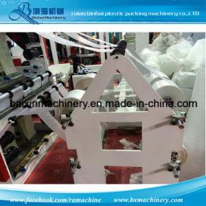Cold Cutting Bottom Seal Flat Plastic Bag Making Machine pictures & photos