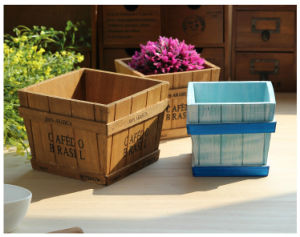 Fine Wood Storage Box with Factory Price for Promotion pictures & photos