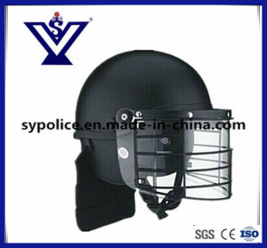 Anti-Riot/Riot Helmet with Grid (SYSG-206) pictures & photos