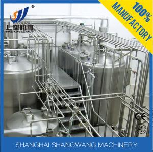 Milk Production Line/Dairy Processing Equipment/Milk Processing Machine pictures & photos