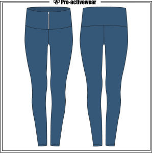 Sports Leggings Wholesale OEM Factory Customized Seamless Yoga Wear pictures & photos