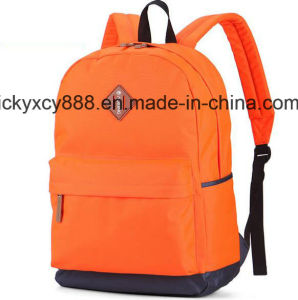 Double Shoulder Leisure Fashion Traveling Shopping Student Sports Backpack (CY3670) pictures & photos