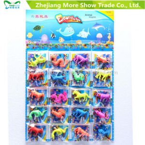 Colorful Crystal Soil with Growing Animals Water Growing Toys pictures & photos