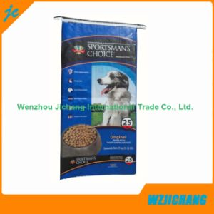 PP Woven Feed Bag for Dog, Cat, Bird pictures & photos