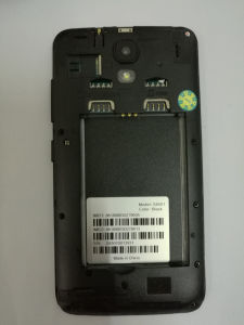 Phone Repair Parts Touch Screen for Bitel S8501 Digitizer Display pictures & photos