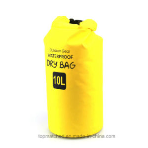 Outdoor Waterproof Bag PVC Tarpaulin Swimming Drifting Waterproof Dry Bag pictures & photos