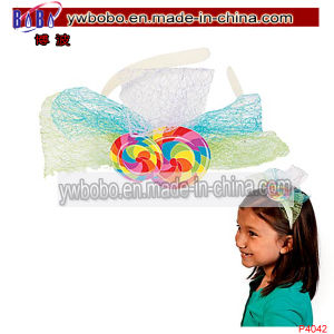 Headband Child Hair Jewelry Birthday Holiday Decoration (P4042) pictures & photos